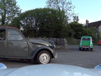 North Somerset Tin Snails summer convoy.