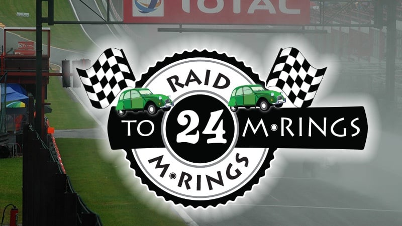 Raid 24 Motorrings