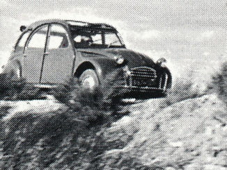 2CV´s for Iran