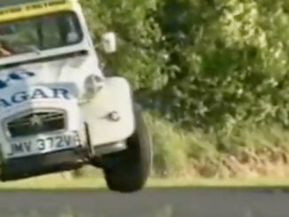 2CV Racing – Top Gear – Jeremy Clarkson