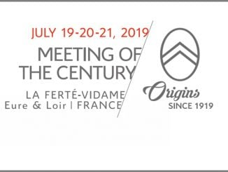 Meeting of the Century [19-21.7.2019]