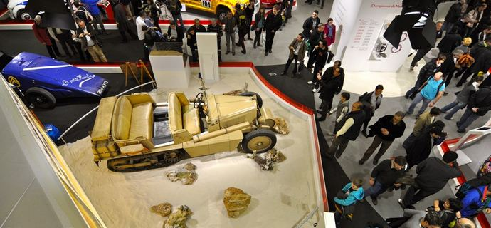 Kuva: Retromobile.com